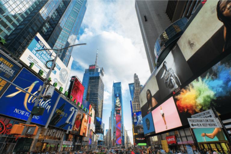 digital signage: monitore come venditore aggiuntivo